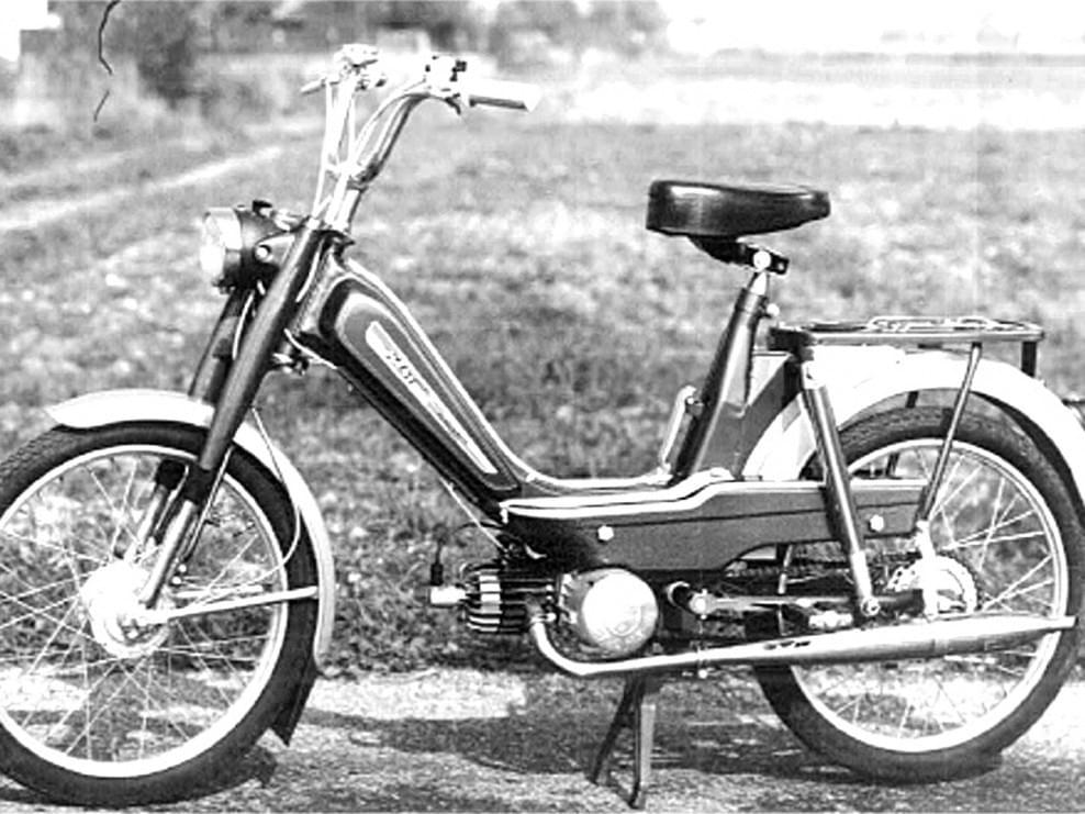 SC Vouga - Motociclo