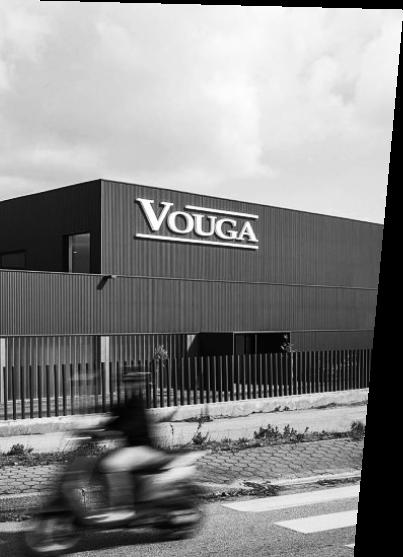 SC Vouga - Fábrica
